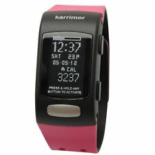 Karrimor Calorie Watch Counter Sport Running Fitness Exercise Workout New