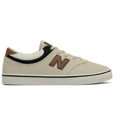 """New Balance # Numeric """"Quincy 254"""" Sneakers (Stone-Black/Tan) Mens Skating Shoes"""