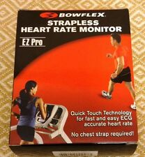 Bowflex EZ Pro Classic Strapless Health & Fitness Workout Heart Rate Monitor NIB