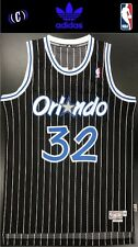 Adidas HWC Mens #32 Shaquille O'Neal Orlando Magic NBA jersey 100% Authentic!