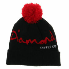Fashion Women Mens Diamond Supply Co Beanie Hat Winter Knitted Wool Skullies Cap