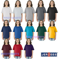 Jerzees - HiDENSI-T Youth Kids T-Shirt - 363BR