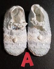 BABY BEAU & BELLE Baby Boy's Crib Shoes or Booties 0-3M  3-6M  6-9M  9-12M