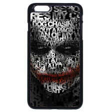 DIY Batman The Joker Letters For Apple iPhone iPod & Samsung Galaxy Case Cover