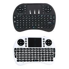 Mini 2.4G Wireless Keyboard w/Touchpad Mouse fr PC Notebook Android TV Box M4X4