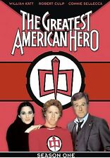 The Greatest American Hero - Season One DVD,Robert Culp, Connie Sellecca,
