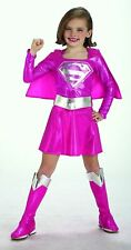 Supergirl Pink Deluxe Child Costume