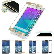 9H Full Cover Tempered Glass Film Protector For Samsung Galaxy Note Edge N9150