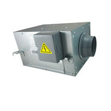 Acoustic In Line Duct Mounted Ventilation Low Noise Extractor Fan 100MM - 250MM