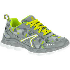 Starter Youth Boys' Gray/Lime Athletic Print Running Sneakers/Shoes: 13-3