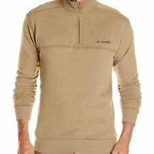 COLUMBIA Mens Hart Mountain II Half Zip Fleece Pullover *NWT* Size Small MSRP$60