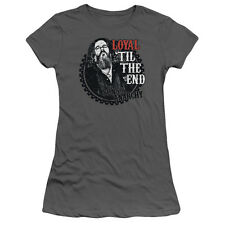 """Sons Of Anarchy """"Loyal"""" Women's Adult & Junior Tee"""