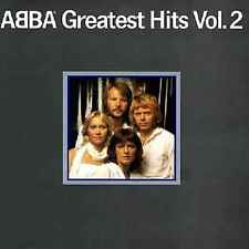 ABBA-Greatest Hits Vol. 2 LP-Epic, EPC 10017, 1979, Gatefold Sleeve With Inner 1
