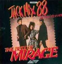 Mirage-Jack Mix 88 - The Best Of Mirage - 88 Non Stop Hits LP-Stylus Music, SMR
