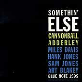 CANNONBALL ADDERLY - Somethin' Else [RVG Edition] (CD, 1999, Blue Note)