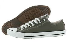 Converse All Star Chuck Taylor Lo Top Canvas Mens & Womens Size Charcoal (Gray)