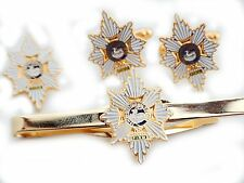 Worcestershire and Sherwood Foresters Cufflinks TieClip Badge Set or Individual