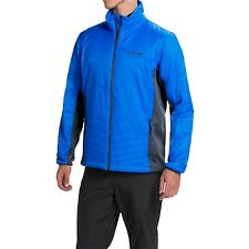 New Men`s Columbia Mighty Light Omni-Heat Hybrid Jacket Insulated MSRP$120