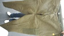 US Army M-1951 Shell Field Trousers Size 46x32   UnIssued Condition