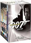 The James Bond Collection Special Edition 007 DVD 6 Disc set BRAND NEW SEALED