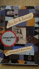 Bus Fare to Kentucky :The Autobiography of Skeeter Davis by Skeeter Davis SIGNED