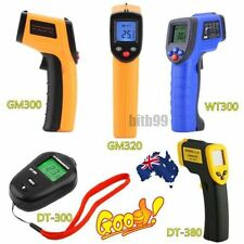 8 Type Non-Contact LCD IR Laser Infrared Digital Temperature Thermometer Gun A^^