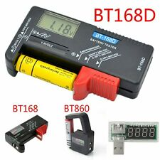 AA AAA C D 9V 1.5V Universal Button Cell Battery Volt Tester Checker Indicator ^