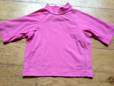 Mitty James SPF 50 toddler tops 18-24mths PINK