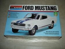 65 SHELBY FORD MUSTANG GT350 MODEL BY MONOGRAM 1/32