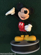 Walt Disney Lorus Mickey Mouse Collectible Gift Figure Figurine Hand Painted