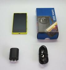 Nokia Lumia 1020 - 32GB - Yellow (Unlocked) Smartphone *Good Working Phone!*