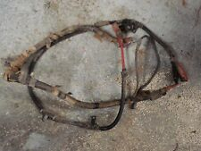 FORD F250 F350 6.0L DIESEL POSITIVE NEGATIVE BATTERY CABLE WIRE HARNESS