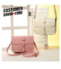 Fashion Women Vintage Shoulder Bag Lady Casual Small Cross body messenger bag