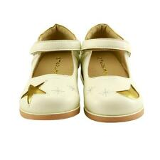 Cute Girl's Dress Shoes Mary Jane Toddler size Star & Moon
