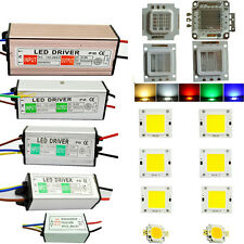 LED SMD LED chip driver 10/20/30/50/100W  driver + led chip Waterproof IP65