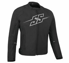 Speed and Strength Men's Hammer Down Textile Jacket Black Free Size Exchanges