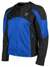 Speed and Strength Midnight Express Mesh Jacket Blue Free Size Exchanges