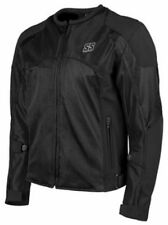 Speed and Strength Midnight Express Mesh Jacket Black Free Size Exchanges