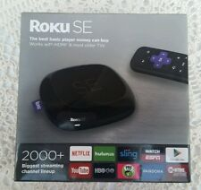 Roku 2710SE Streaming Media Player w Remote Control SPECIAL EDITION HDMI CABLE