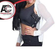 AC UNDERCOVER Concealment Midriff Tank Shirt Holster. Concealed Carry Shirt 213