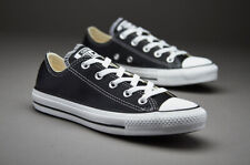 Converse Chuck Taylor Star Black White Ox Top Skate Mens Womens Shoes Size 4-13
