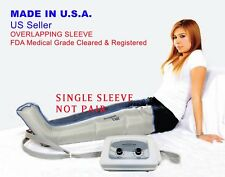 Gradient Sequential Air Compression Leg Massager (MADE IN USA, FDA 510K CLEARED)