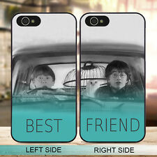 Cute BFF Best Friend Hard Case Cover for iPhone 6s 6 5s 7 Plus 5 4s 5c