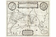 Poster: Indian Ocean, Erythrean Sea In Antiquity; Antique Historic Map