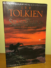J.R.R. Tolkien - The Silmarillion - Illustrated UK PB Edition 2000 / 1st Imp