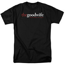 """The Good Wife """"Logo"""" T-Shirt or Tank - Adult, Child"""