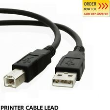 USB Cable V2.0 Type A to Type B For Scanner Printer PC Lead Male Epson Wholesale