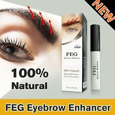 3ml Eyebrow Enhancer Brush Rapid Eye brow Growth Serum Liquid FZ1