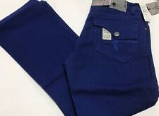 MEN'S JORDAN CRAIG SLIM FIT FASHION JEANS, ROYAL BLUE ,BRAND NEW WITH TAGS!!