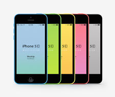 Apple iPhone 5C iOS 8GB 4.0 Inch 4G LTE Siri 8MP Smartphone Original Unlocked